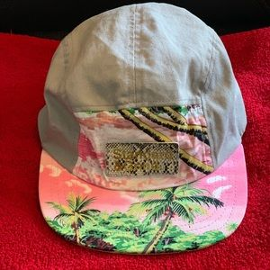 Other - Beach colored SnapBack hat.